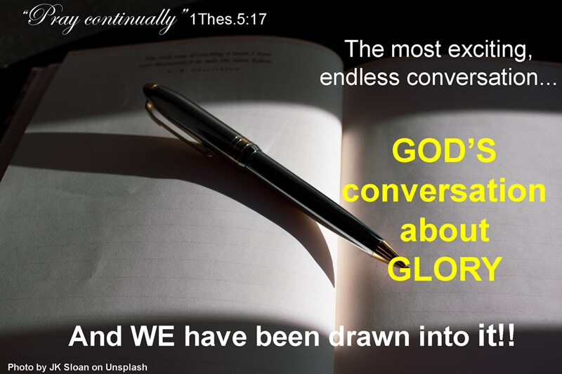 Conversation about Glory