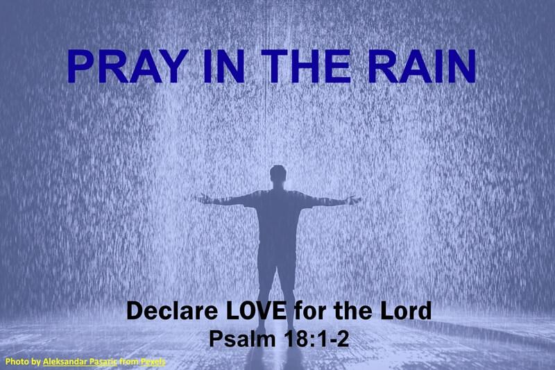Pray in the Rain 3